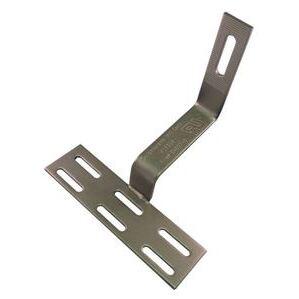 Quickscrews International 17508 90° Non-Adjustable Curved Tile Roof Hook