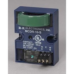 R-K Electronics MCDR-10-S R-K MCDR-10-SAC CURRENT SENSING RELAY