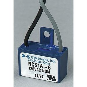 "R-K Electronics RCS2A-18 Transient Voltage Suppressor, 240VAC, 220Ohm, 18"" Leads"