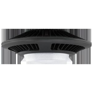 RAB GLED78 Ceiling 78w Cool LED With Prismatic Lens Bronze