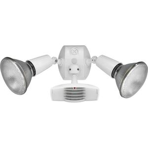 RAB STL110RW Motion Sensor/Light, Stealth, 1000W, White