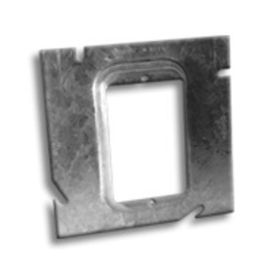 "RANDL Industries D-51G058 5"" Square x Single Gang Extension Ring"