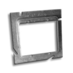 RANDL Industries L-52G034 5 in. Square x Double Gang Extension Ring