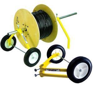 Rack-A-Tiers 55455 E-Z Roll Wire Rack
