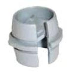 "Rack-A-Tiers TT500 Quick Connector, 1/2"", For Non-Metallic/Flexible Cord, Non-Metallic"