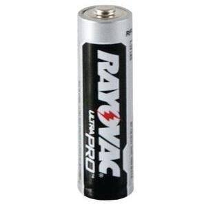 Rayovac ALAA-8J AA Battery, 1.5V
