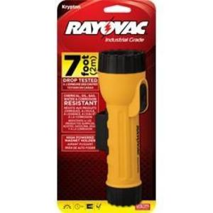 Rayovac IN2-KMLC Flashlight with Krypton Bulb & Magnet
