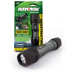 Rayovac SPX4AA FLASHLIGHT SPORTSMAN