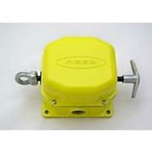 Rees 04944-640 Safety Switch, Cable Operated, Right/Left Hand Pull, 2NO/NC Contact