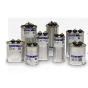 Regal-Beloit 27L35 Capacitor, Motor Run, 7.5UF, 370VAC, 90C, 1.25OV, 2.88HGT