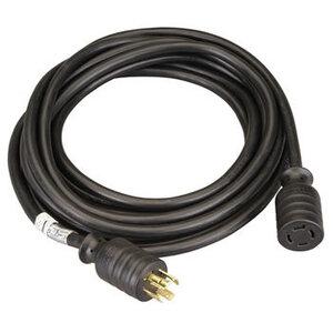 Reliance Controls PC3010 Power Cord, 30A, 120/240VAC, NEMA L14-30, 10ft. Black