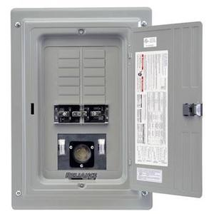 Reliance Controls TRC0603A 30A, 120/240V, Transfer Panel Kit