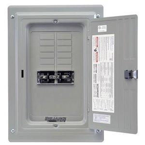 Reliance Controls TRC1006D Reli Trc1006d Manual Transfer Panel