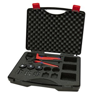 Rennsteig Tools R624-105-22 Solar Crimp Set for MC4/H4/Huber+Suhner