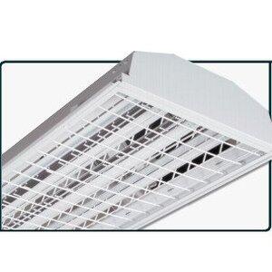 Renova Lighting ECS-ECO4-MN-632-UNV-23H-00W High Bay, T8, 4', 6-Lamp, 120/277V, 32W