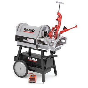 "Ridgid Tool 26092 Model 1224 Threading Machine, 120V,  1/2""-4"" NPT"