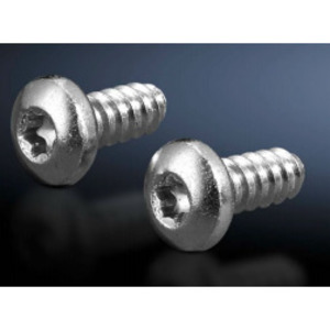 Rittal 2486500 Multi-Tooth Screw, Type: 5.5, Length: 13 mm, Package of 300 Each