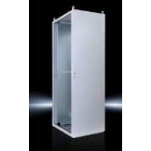 Rittal 8010009-147583/50 Enclosure, Rack, TS-8, 2000 mm H X 600 mm W x 900 mm D, Special