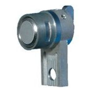Rittal 8611190 Lock Inserts, Type: Pushbutton, For Installation in Handle