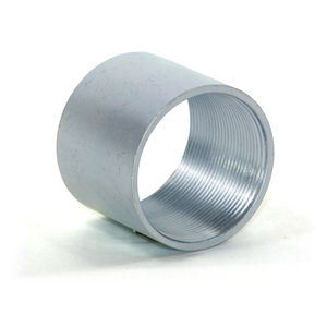 """Robroy GALCPLG3 Rigid Coupling, 3"""", Galvanized Steel"""