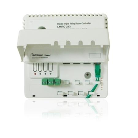 wattstopper - lmrc-211, room controllers, digital lighting management  (dlm), control systems, controls - platt electric supply