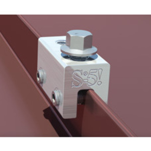 S-5! Attachment Solutions S-5-E-MINI S-5-E-MINI CLAMP