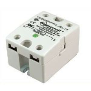 SE Relays 6250AXXSZS-DC3 Relay, Solid State, 50A, 3-32VDC Input, 24-280VAC Output, SPST