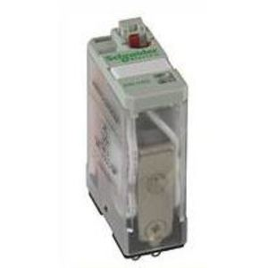 SE Relays 781XAXM4L-120A Relay, Ice Cube, 5 Blade, 20A, 300VAC, 120VAC Coil, 1PDT