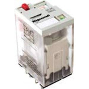SE Relays 782XBXM4L-110120A Relay, Ice Cube, 8 Blade, 15A, 300VAC, 120VAC Coil, 2PDT