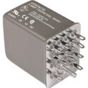 SE Relays 782XDXH21-110120A Relay, Ice Cube, 14 Blade, 3A, 300VAC,120VAC Coil, 4PDT