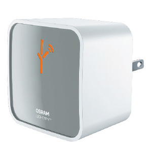 SYLVANIA 2.4GHZZBGATEWAYLFY LIGHTIFY Wireless Gateway, WiFi Syncing, 2.4GHZ