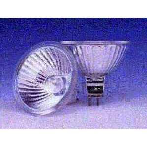 SYLVANIA 20MR16/IR/NFL25/C-12V Halogen Lamp, MR16, 20W, 12V, NFL25