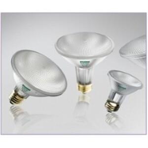 SYLVANIA 50PAR30LN/HAL/IR/WFL50/DL-120V Halogen Lamp, PAR30L, 50W, 120V, WFL50