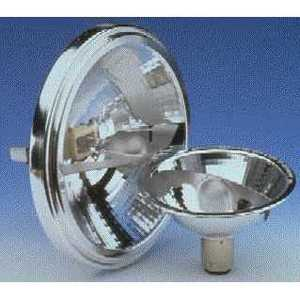 SYLVANIA 75AR111/FL25-12V Halogen Lamp, AR111, 75W, 12V, FL25