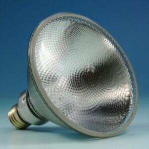 SYLVANIA 80PAR38/HAL/S/WFL50-120V Halogen Lamp, PAR38, 80W, 120V, WFL50