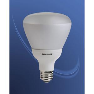 SYLVANIA CF16EL/BR30/830 Compact Fluorescent Lamp, BR30, 16W, 3000K