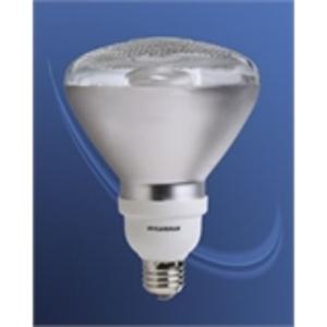 SYLVANIA CF23EL/PAR38/827 Compact Fluorescent Lamp, PAR38, 23W, 2700K