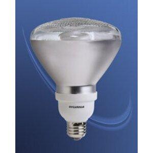 SYLVANIA CF23ELPAR38827BL1 Compact Fluorescent Lamp, PAR38, 23W, 2700K