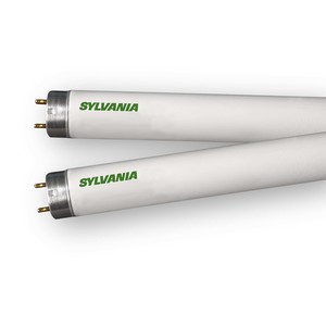 "SYLVANIA FO17/835/XP/ECO3 Fluorescent Lamp, Extended Performance, T8, 24"", 17W, 3500K"