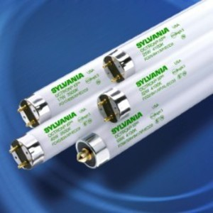 "SYLVANIA FO17/850/XP/ECO3 Fluorescent Lamp, Extended Performance, T8, 24"", 17W, 5000K"
