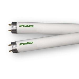 "SYLVANIA FO28/850XP/XL/SS/ECO3 Fluorescent Lamp, Ext Performance, Long Life, T8, 48"", 28W, 5000K"