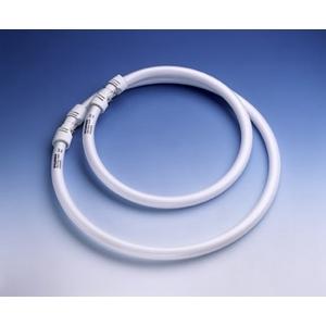 SYLVANIA FPC55/830/HO Fluorescent, Circline, 55 Watt, T5, 3000K