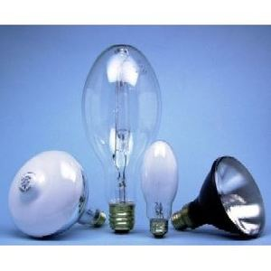 SYLVANIA H33CD-400 Mercury Vapor Lamp, ED37, 400W, Clear