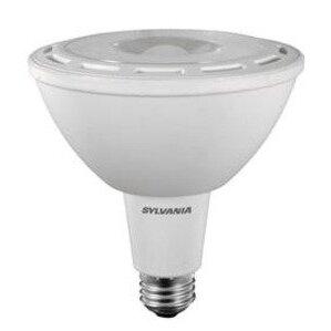 SYLVANIA LED11PAR38/DIM/830/FL30/G2/RP LED Lamp, Dimmable, PAR38, 11W, 120V, FL30