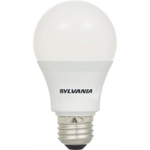 SYLVANIA LED12A19F82710YVRP LED Lamp, A19, 12W, 120V, Frosted