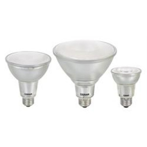 SYLVANIA LED17PAR38/DIM/830/NFL25/GL1/W/74052 ULTRA LED Lamp, Dimmable, PAR38, 17W, 120V, 3000K, NFL25
