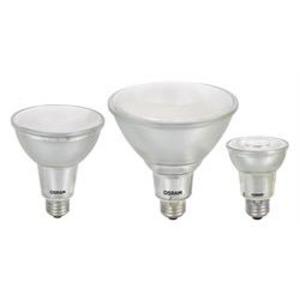 SYLVANIA LED17PAR38DIM850FL40GL1WRP ULTRA LED Lamp, Dimmable, PAR38, 17W, 120V, 5000K, FL40