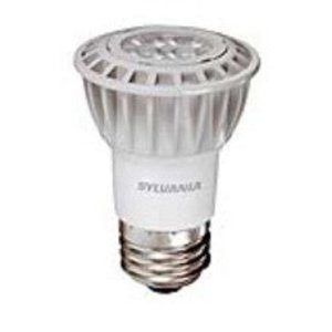 SYLVANIA LED6PAR16/DIM/830/FL36/G3 LED Lamp, Dimmable, PAR16, 6W, 120V, FL36