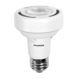 SYLVANIA LED7PAR20/PRO/827/FL40/P3 LED Lamp, Dimmable, PAR20, 7W, 120V, FL40