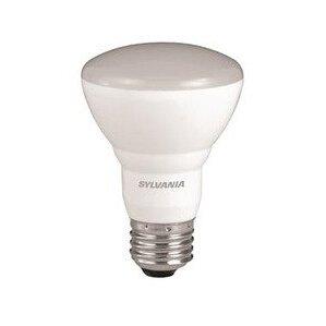 SYLVANIA LED7R20/DIM/HO/827/G4 LED Lamp, Dimmable, High Output, R20, 7W, 120V